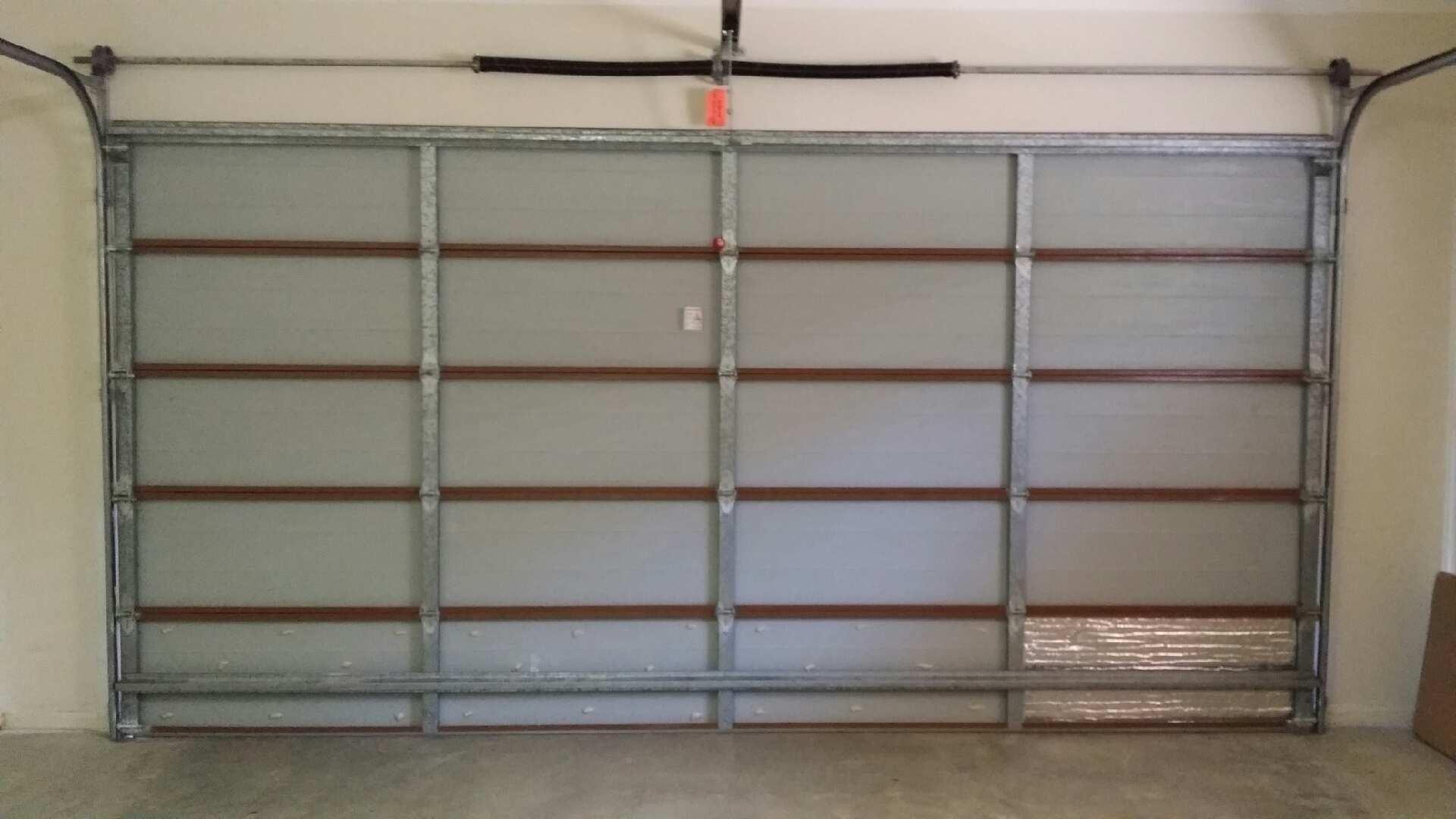 Asi Garage Doors Garage Door Insulation