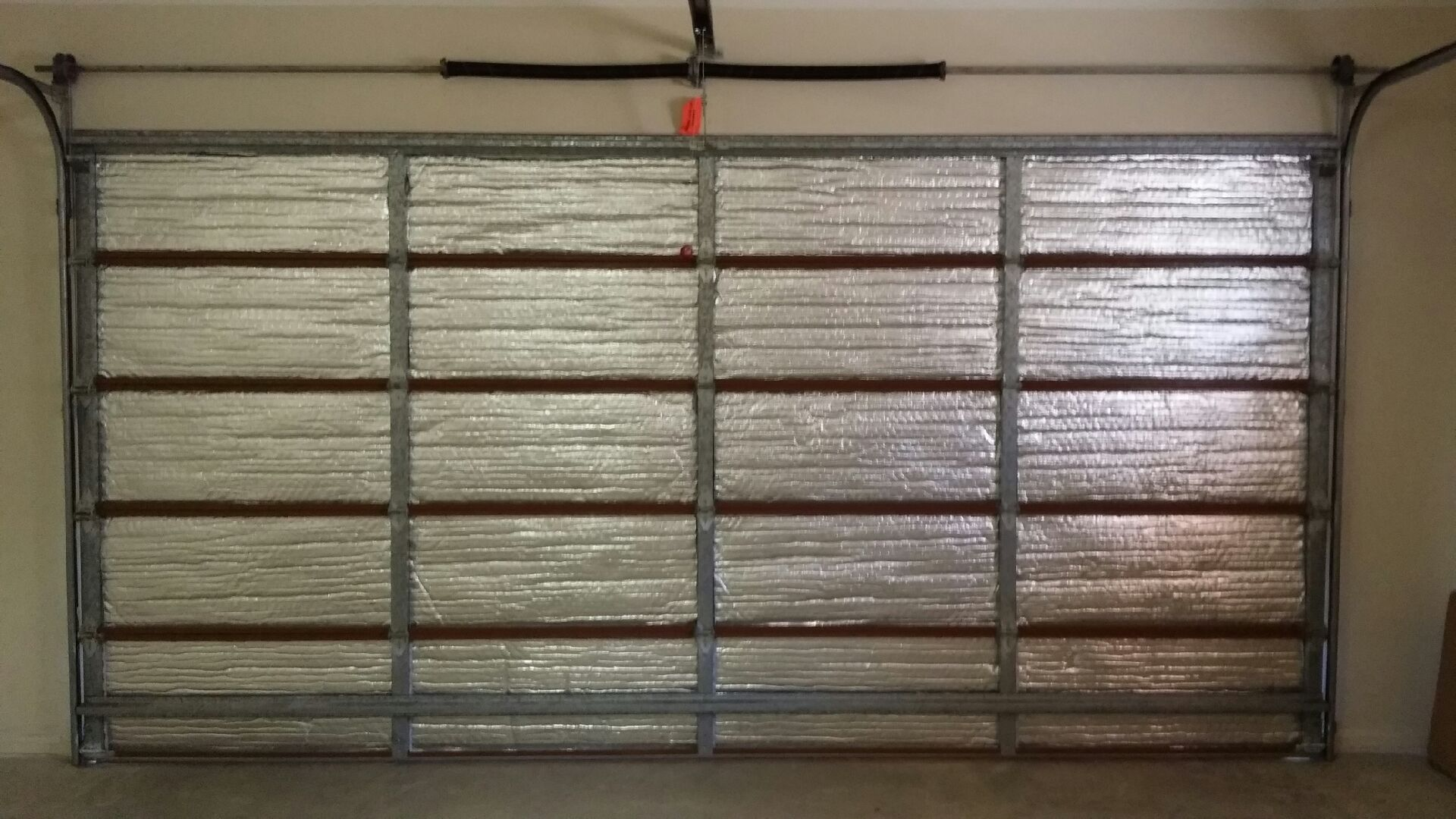 asi garage doors only uses the best insulation superior quality and